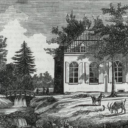 1837-1842: Kostschool Het hemeldal in Oosterbeek.