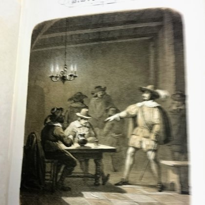 1851: De lelie van s Gravenhage. Eerste gepubliceerde werk