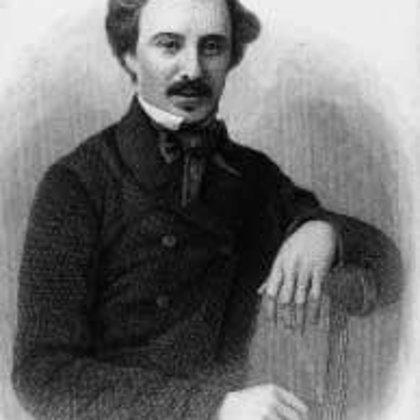 1860: Portret voor Aurora.