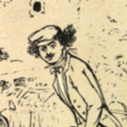 J.J. Cremer in 1858 als redactielid van De tijdstroom