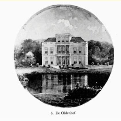 1827-1872: Den Oldenhoff, het buitenverblijf in Driel van de familie