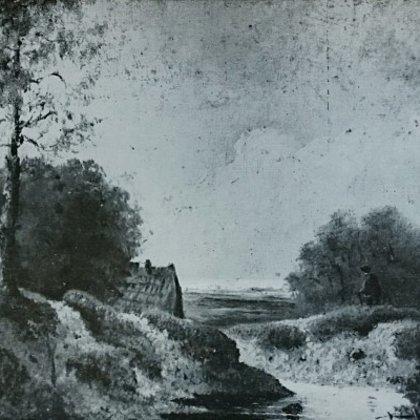 1844: eerste schilderij